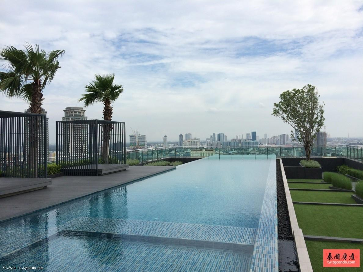 泰國曼谷房地產:Centric Sathorn Saint Louis